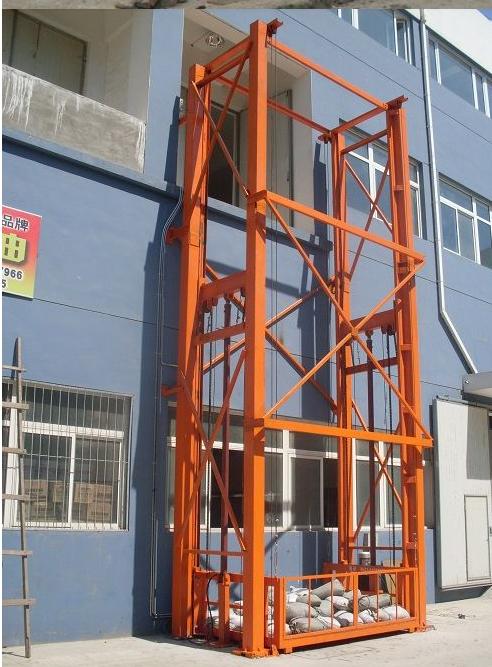 室外安装升降货梯特价优惠订购