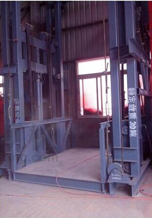大吨位升降货梯专业生产订做