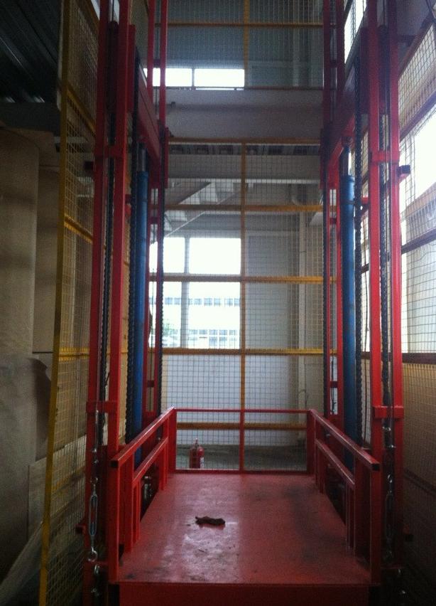 导轨式升降货梯优惠订做
