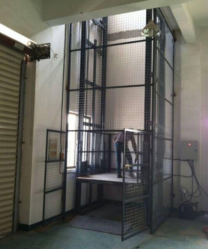 厂房货梯生产安装