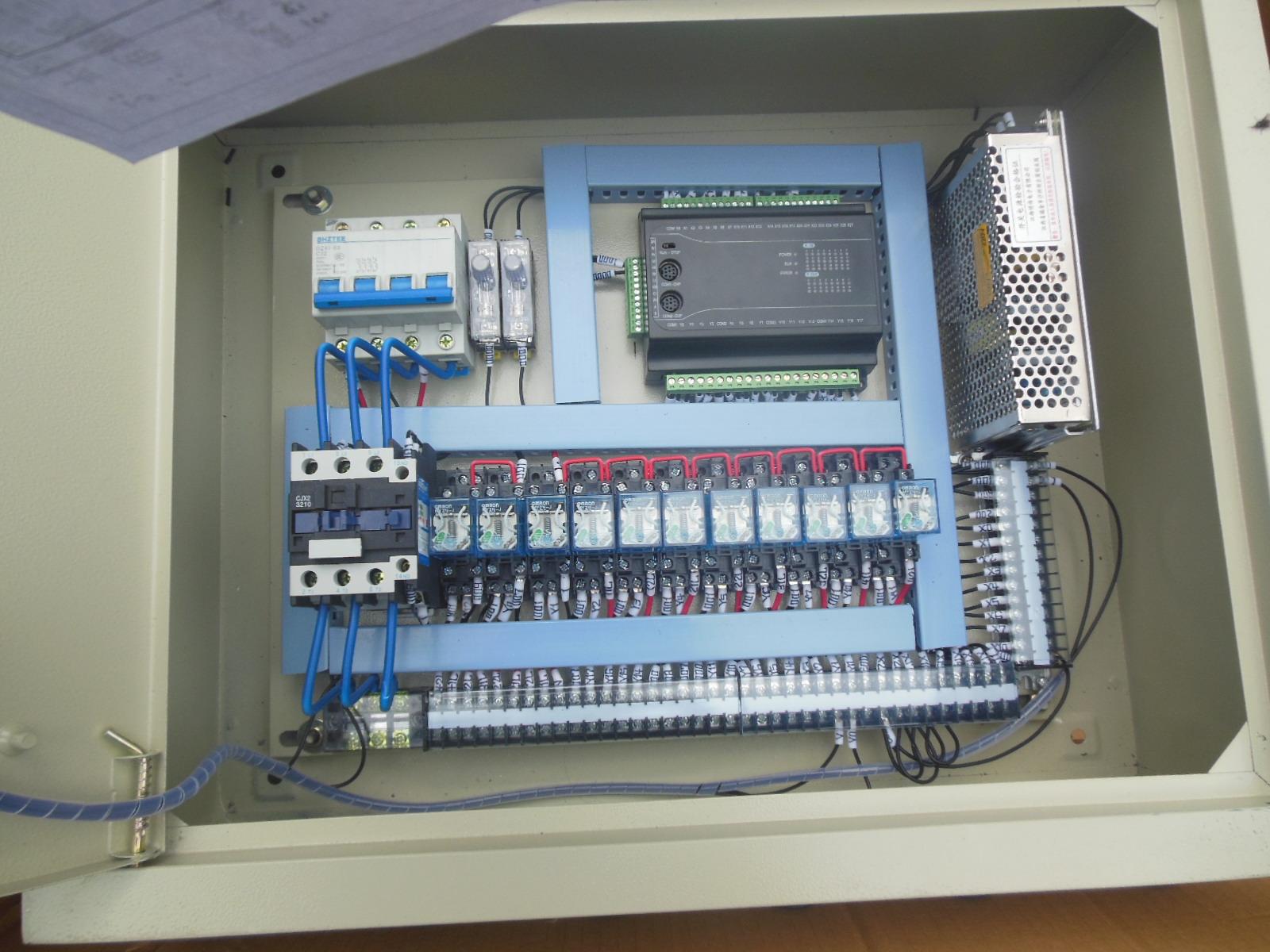 液压货梯电路控制系统